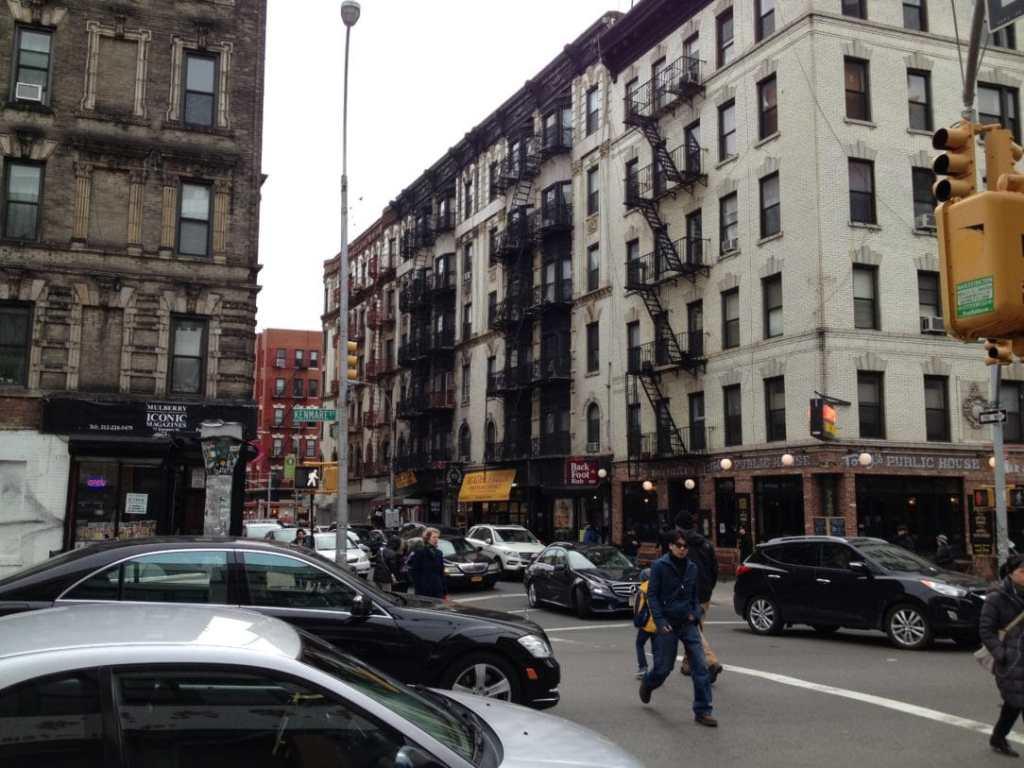 Kenmare Street