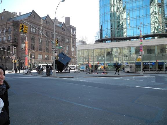 Astor Place, Manhattan, New York City