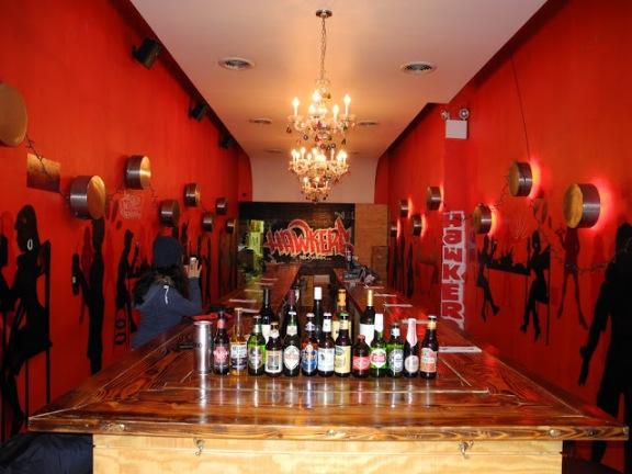 Hawker's Bar