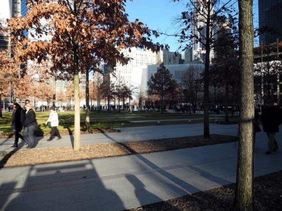 September 11 Memorial Plaza