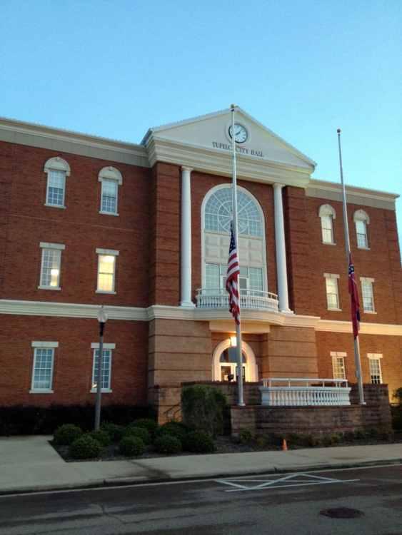 Tupelo, Mississippi City Hall