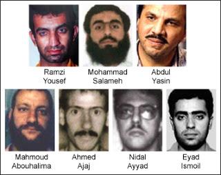 1993 World Trade Center Bombers