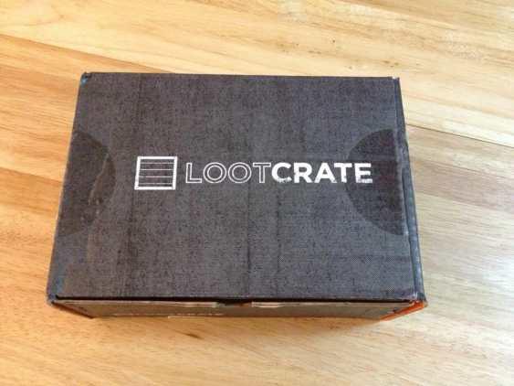 Loot Crate Box June 2013