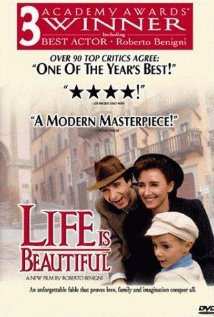 Life is Beautiful DVD Cover