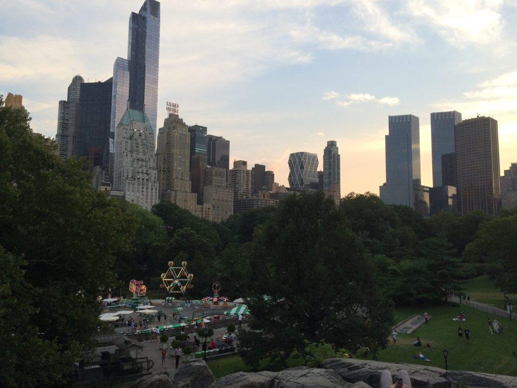 Southern Central Park