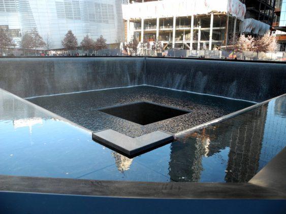 World Trade Center Memorial, South Reflecting Pool 4