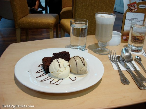 Haagen-Dazs Boutique Ice Cream