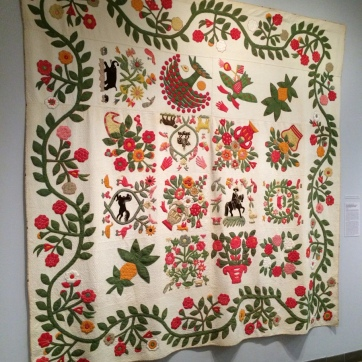 Unknown, probably Baltimore, Maryland. Reiter Family Album Quilt. 1848-1850.