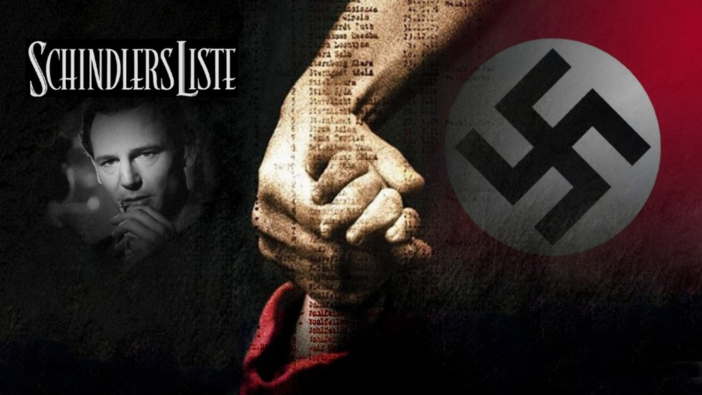 Schindler's List DVD Cover Image
