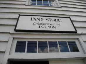 Guyon Store/Tavern c. 1865