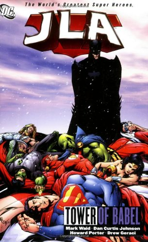 Batman Tower of Babel Cover 2001