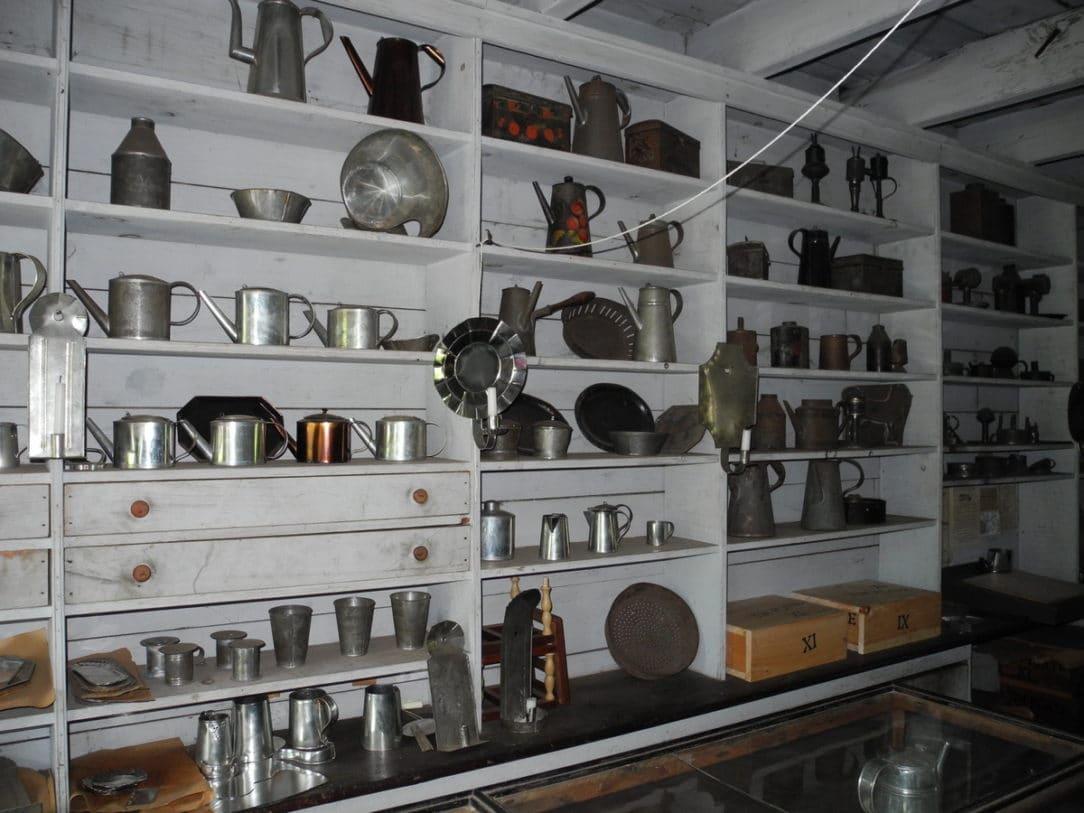 Colon Store/Tinsmith Shop