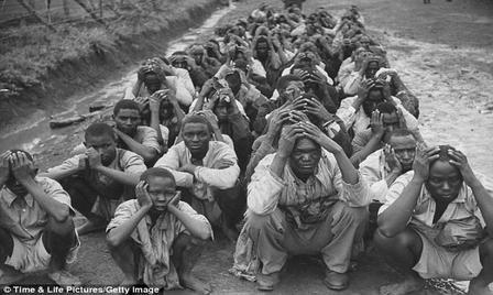Hazelton Detention Camp