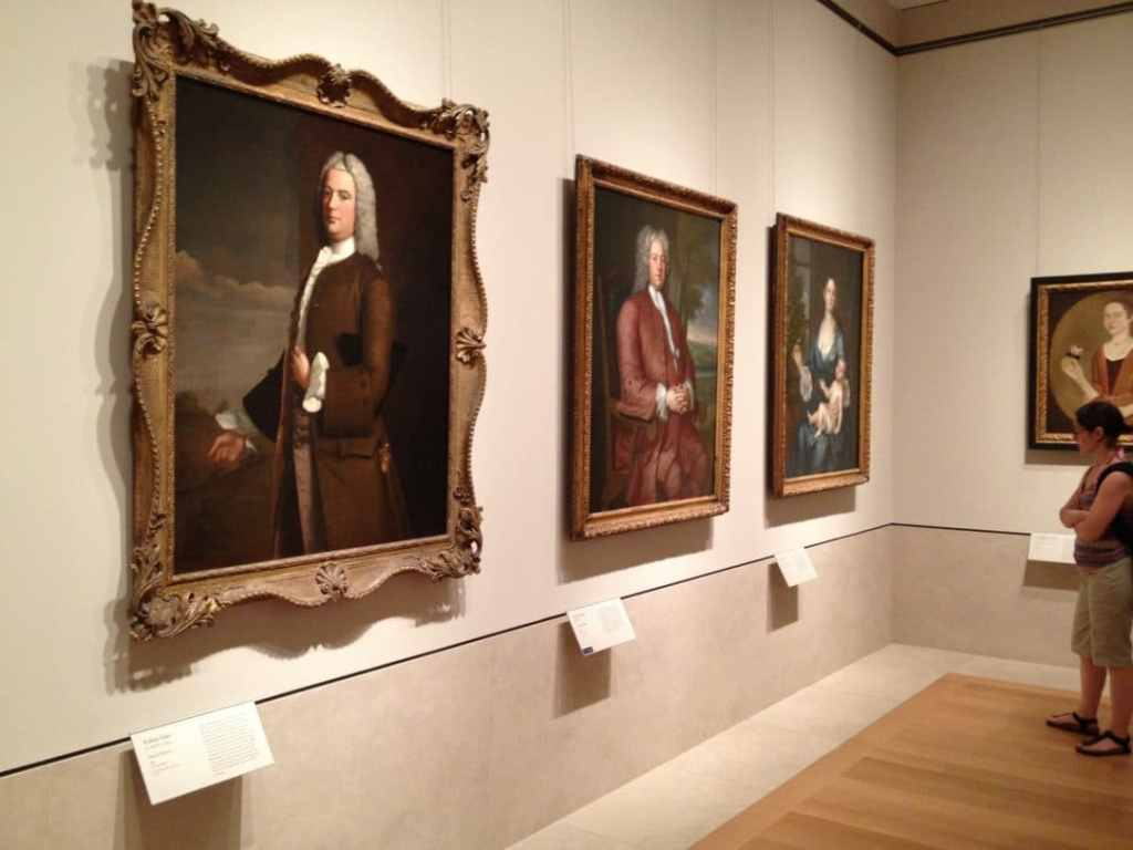Portraits from The American Wing