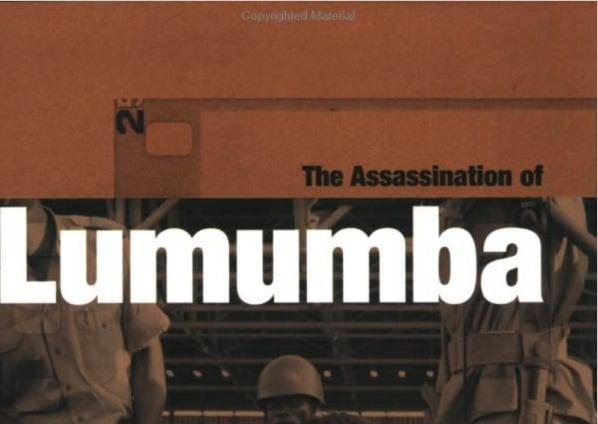 The Assassination of Lumumba, Ludo De Witte Book Cover